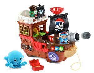 Treasure Seekers Pirate Ship