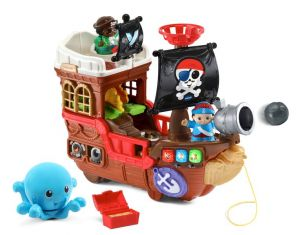 Treasure Seekers Pirate Ship