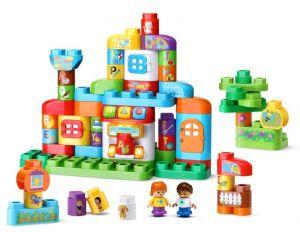 LeapBuilders ABC Smart House