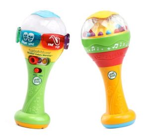 Learn & Groove Shakin' Colors Maracas