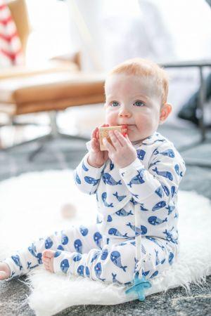 Scarlett + Michel | Smart Baby Clothes™