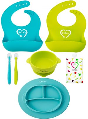 Complete Baby Feeding Set