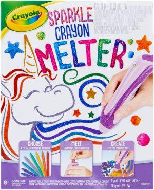 Crayola Sparkle Crayon Melter