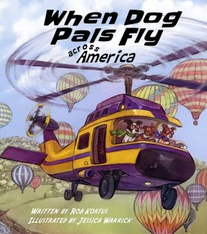 When Dog Pals Fly Across America