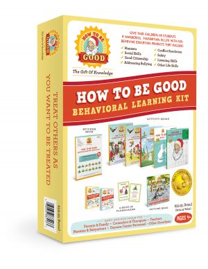 How To Be Good Behavior Education Learning Kit (Santa Edition)