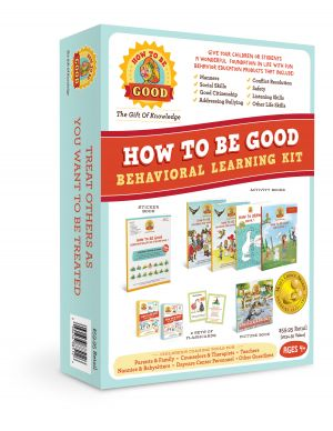How To Be Good Behavior Education Learning Kit (Polly The Parrot Edition)