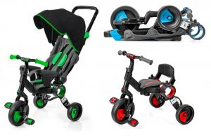 Galileo Premium Stroller/Tricycle