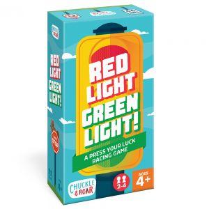 Red Light Green Light - Preschool Racing Game