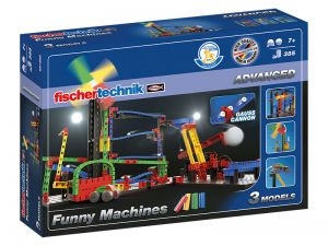 Advanced Funny Machines Chain Reaction Game