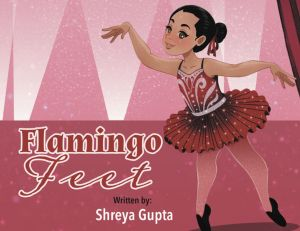 Flamingo Feet