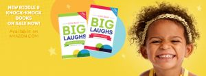 Award-Winning Children's book — Little Book Big Laughs Riddle Book