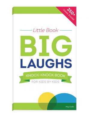 Award-Winning Children's book — Little Book Big Laughs Knock-Knock Book