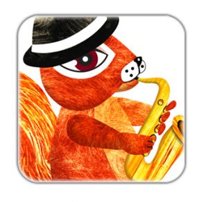 Award-Winning Children's book — Sam Plays Saxophone
