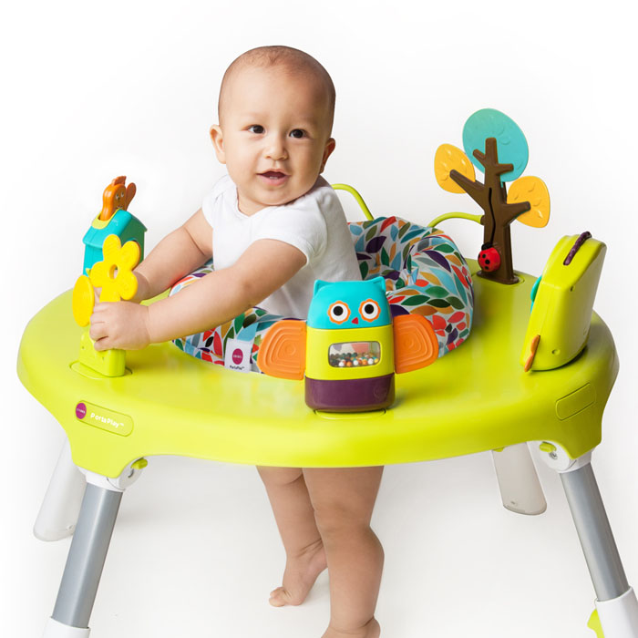 Portaplay Convertible Activity Center
