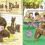 Giveaway! Mokie & Kade Children's Book Series