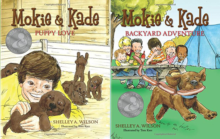 Mokie & Kade - Children's Book Series Giveaway