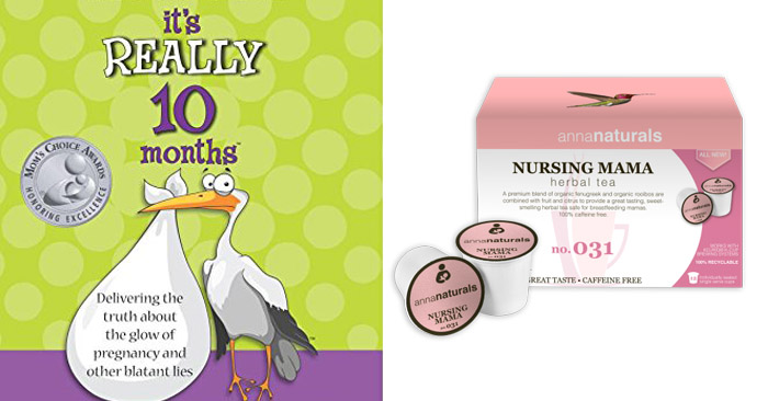 Mother's Day Gift Ideas for New Moms