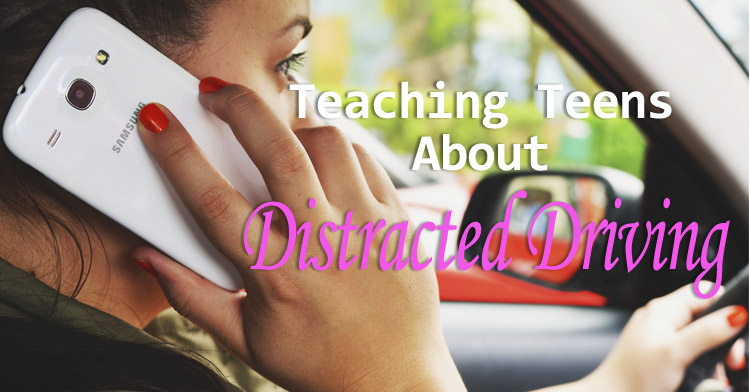 Teaching Teens about Disctracted Driving image