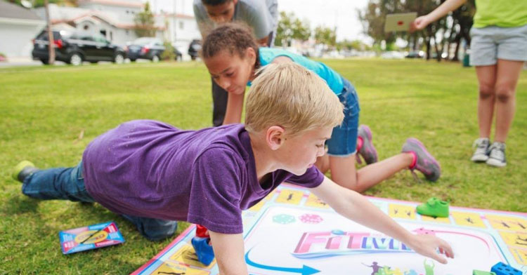 Fitivities - 7 Outdoor Toys & Games to Keep Kids Active