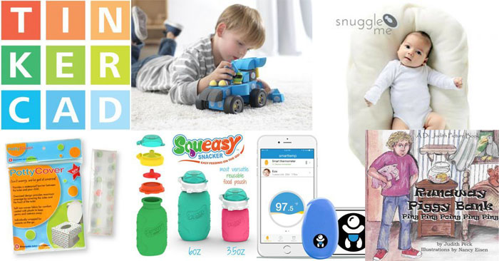Weekly Roundup: Best Apps, Baby Products, Books, & More!