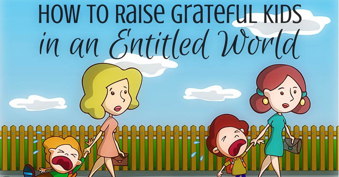 How to Raise a Grateful Child in an Entitled World (image)