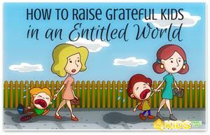 Raising Grateful Kids (image)