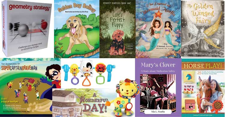 Best Children's Books, Baby Toys, Games, & More! (image)