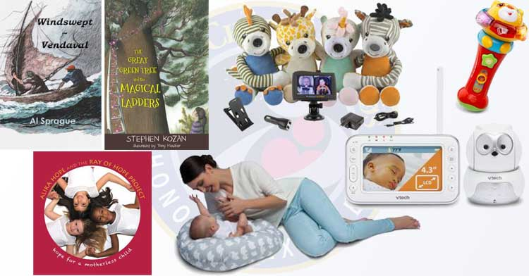 Weekly Roundup: Best Baby Monitors, Books, Apps, Music, Toys, & More! (image)