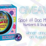 Giveaway! Spot It! Doc McStuffins Numbers & Shapes Game!
