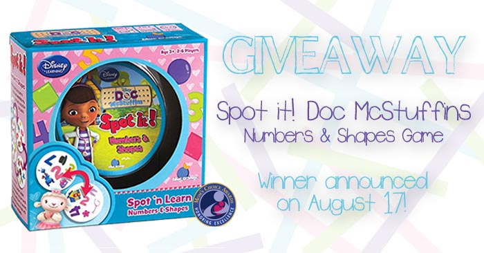 Doc McStuffins game giveaway (image)