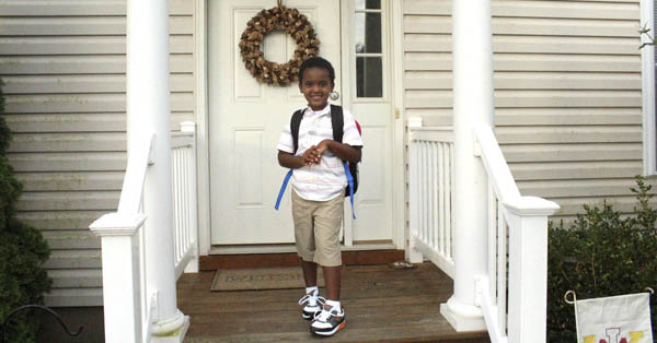 A Letter to My Son's Teacher On a New School Year (image)