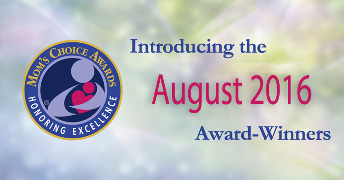 Mom's Choice Awards® Names Best Products & Services of August 2016 (image)