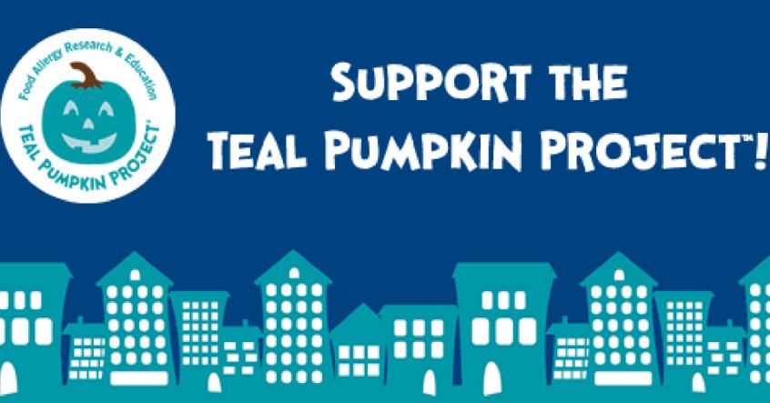 pumpkin teal