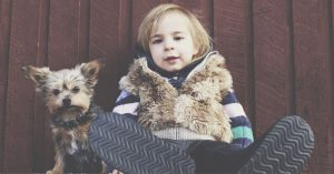 Love Your Pet Day: Teaching Kids About Raising a Pet (image)