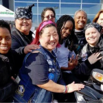 Women's Motorcycle Club Brings Breast Milk to Babies in Need