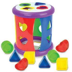 Rocket Shape Sorter