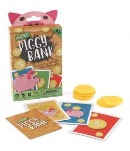 Piggy Bank - Card Game