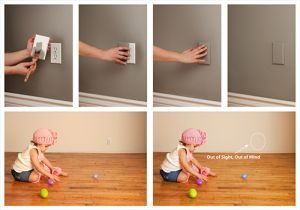 Dreambaby Paintable CoverPlug