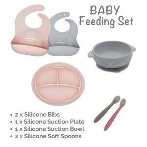 Kcuina Baby Feeding Setz