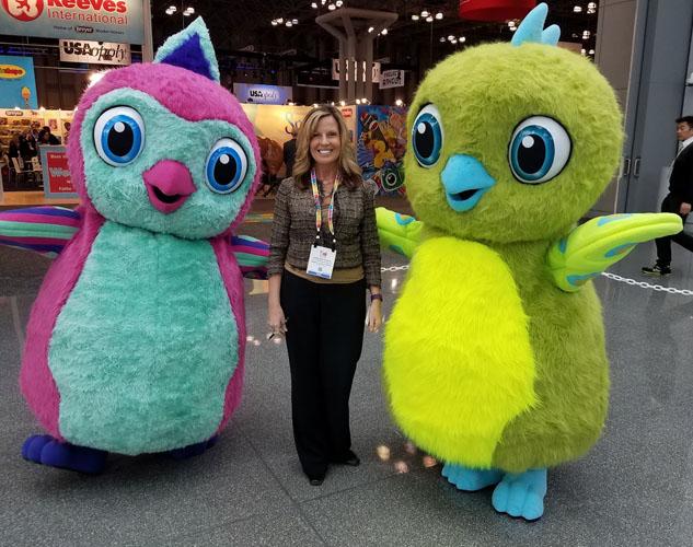 Dawn Matheson at TFNY