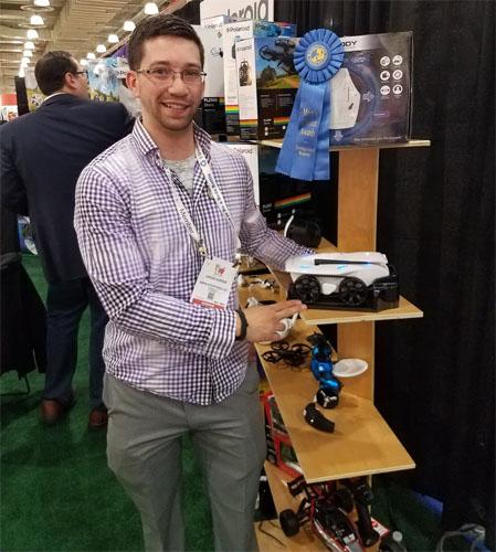 Jason Hopper - Creator of The Robo Buddy