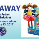 Giveaway! Teeth Fairies Book and Doll Set