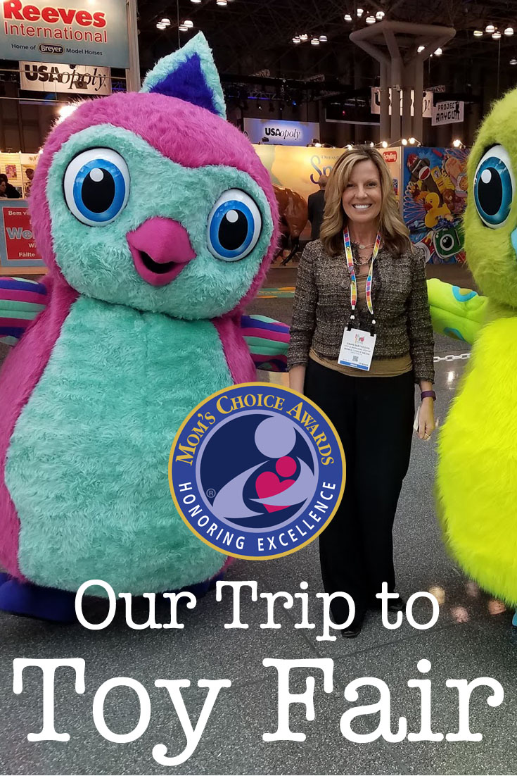 Mom's Choice Awards® at Toy Fair in New York City