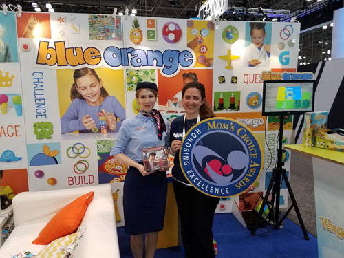 Blue Orange Games at Toy Fair 2017