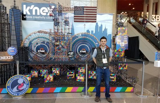 Jon Gumble - K'NEX