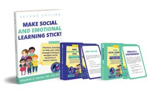 Award-Winning Adult Book Make Social and Emotional Learning Stick-Second Edition