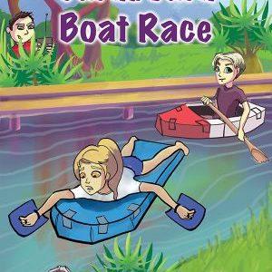 The Cardboard Boat Race: Putney and the Magic eyePad–Book 2
