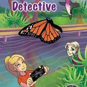 The Butterfly Detective: Putney and the Magic eyePad–Book 3