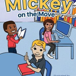 Mickey on the Move
