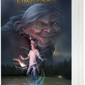 The Baseball Box Prophecy: The Hag and the Box (Book One)